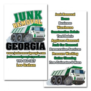 Junk-Removal-GA-Business-Card